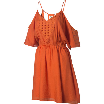 Entertainment The Quiksilver Women's Indian Summer Dress possesses everyday functionality with extraordinary flair and super-chic details. Slouchy and carefree but poised to pounce, the Indian Summer is the perfect piece for solstice skylarking. - $44.00