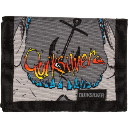 Entertainment Quiksilver Kreed Wallet - Boys' - $9.60
