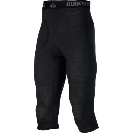 Surf Quiksilver Warming 1st Layer Bottom - Men's - $50.00