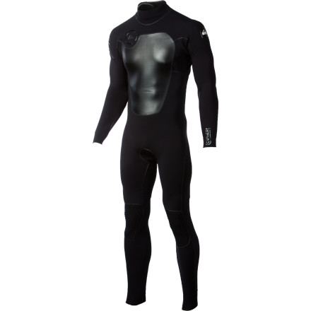 Surf Usually, the colder the water and air, the stiffer you feel, but the Quiksilver Men's Cypher Fuse Flex 4/3 Wetsuit has so much flex that you can finally perform to your potential when the temperature dips. Air channels in the chest and back panels provide that little extra warmth at your core so you can stay out longer and tear through more winter barrels than you ever imagined. - $367.96