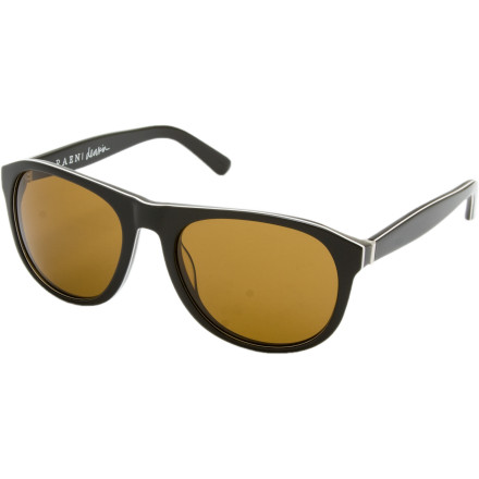 Entertainment Whether youre strolling the city streets, looking for an authentic coffee shop, or trying to find your way in the countryside, the RAEN Optics Deakin Sunglasses lets people know you have class and style. Its vintage-style frame helps charm your way through any situation, and the Deakins lightweight components make it exceptionally comfortable to wear. - $109.95