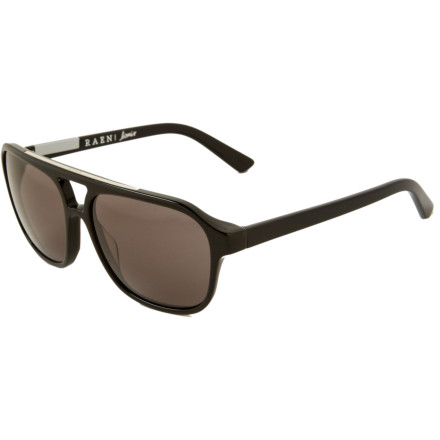 Entertainment Make sure to take the RAEN Optics Lomis Sunglasses with you when you ride your townie around your neighborhood. With these hand-made, retro-inspired sunglasses you wont have to deal with the suns harmful rays bugging your eyes when you pedal to the bar for happy hour. - $104.95