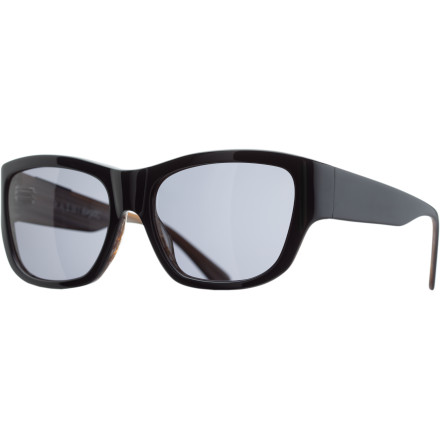 Entertainment The RAEN Optics Dorset Polarized Sunglasses hook up the same high-end style and timeless shape as the original Dorset, with the extra glare-stopping power of a polarized lens. - $136.95