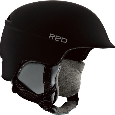 Snowboard The Red Aletta Helmet offers next-level comfort, thanks to its women's-specific sizing, adjustable ventilation, and the Air Band fit system that provides a totally custom fit. The ultralight in-molded construction means you'll hardly notice you're wearing a helmet, and the subtle molded brim shape shields your goggle vents from flying snow when conditions get stormy. - $74.97