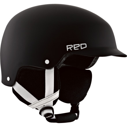 Snowboard Not only does the Red Defy Kids' Helmet keep Junior's dome safe while he skis, snowboards, skateboards, bikes, wakeboards, jet skis, etc, etc, but it keeps your wallet safe by converting from winter to summer use and back. - $47.97