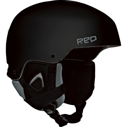 Snowboard The all-new Red Commander Helmet boasts a team-driven low-profile design for a stealth, simple look that still provides fully certified protection. A lightweight injection-molded profile is topped with a dent-resistant outer shell to resist the wear and tear of daily use, and the removable ear pads are easy to upgrade with REDphones audio accessories. - $74.96