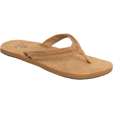 Entertainment Slip on the surf-inspired Reef Swing 2 Sandal for a relaxing afternoon of boating or beaching. Straight up and simple, the Swing 2 returns to the roots of R & R. - $41.95