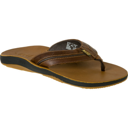Surf You never take your Reef Playa Cervesa Sandals off because, even though you might be at work or at school, in your head, you're always at the beach. - $42.48