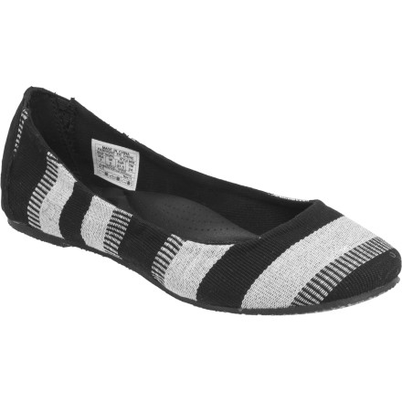 Surf The beautiful textiles on the Reef Women's Tropic Shoe are handwoven in Guatemala as part of Reef's initiative to help preserve cultural art forms. For this project, Reef partnered up with the nonprofit organization, Nest, to help preserve the Guatemalan tradition of weaving. The result is this fabulously comfortable slip-on shoe with exquisite handwoven detail for you to sport around town. - $35.07