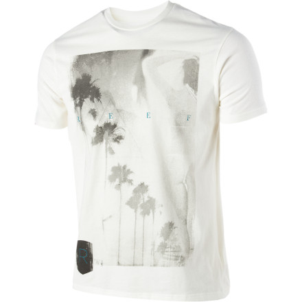 Surf Reef Palm Drive Girl Slim T-Shirt - Short-Sleeve - Men's - $19.57