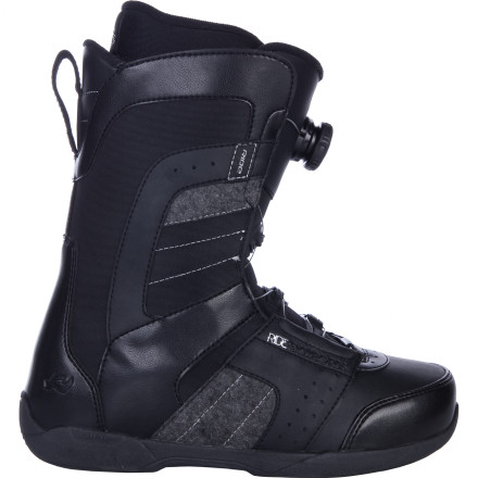 Snowboard The Ride Anthem Boa Snowboard Boot combines twist-and-go convenience with a moderate flex that's perfect for pushing your limits on any terrain. - $119.97