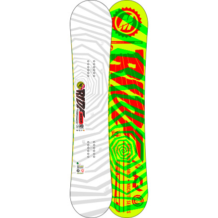 Snowboard The Ride Machete Snowboard's poppy feel, versatile shape and flex, and stable yet fun ride add up to create an all-mountain freestyle ride that will take you from park laps to pow runs and everywhere in-between. - $275.97