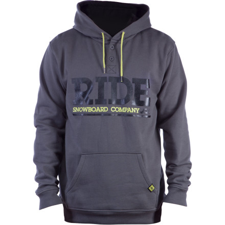 Snowboard The Ride Men's Logo Pullover Hooded Sweatshirt. Who Ride. What A snowboard company. Where On your back (and front). When Now. Why Because I said so. - $41.97
