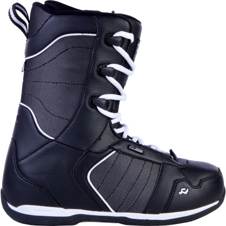 Snowboard Just because you're new in the game doesn't mean your feet are any less important than a more experienced rider's. Say goodbye to blown-out rentals, pick up the Ride Orion Snowboard Boots, and watch your riding instantly progress. - $83.97