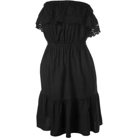 Entertainment Keep things elegant, simple, and cool this summer with the Rip Curl Women's Kasil Dress. - $19.78