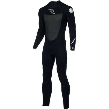 Surf You don't have to make yourself suffer through chilly water just you don't have unlimited funds to pay for a new wetsuit. The Rip Curl Dawn Patrol 3/2 Men's Flatlock Full Suit offers tons of flexibility thanks to the super-stretchy E3 neoprene and seamless shoulders, it hang-dries in just fifteen minutes because of the Flash Dry lining, and it all comes at a price that won't force you to find a second (or third) job. - $103.46