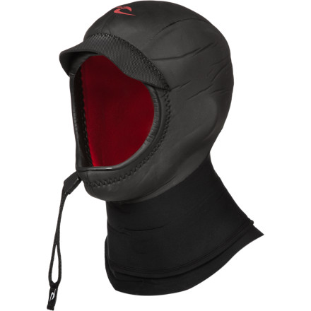 Surf An icy offshore wind can send you scrambling from the waters to your vehicle, so protect and insulate your dome with the Rip Curl F-Bomb 3mm Hood while you weather cold surfing conditions. - $40.46