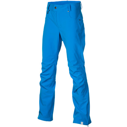 Snowboard Show your style at the resort with the Roxy Equinox Women's Softshell Pant. It has a skinny fit cut for a street-style look that is sure to turn heads, and is made with a poly/spandex blend that won't limit mobility so you can show off your new moves in the terrain park to your pals. - $45.00