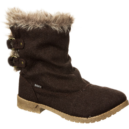 Surf As you slide your feet into the Roxy Women's Huntley Boots you breathe a sigh of bliss. Made with cozy wool uppers, the Huntley's keep your feet super-comfortable and warm while you take in the city sights mid-winter. - $44.40