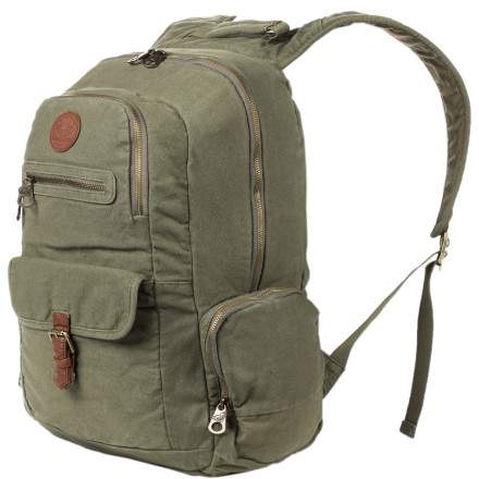 Camp and Hike Now you can shape up AND ship out with the Roxy Ship Out Backpack. The Ship Out has plenty of compartments and pockets that zip and buckle to maintain organization in your vida loca. - $44.80