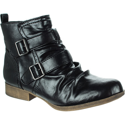 Surf Slide your feet into your Roxy Women's Westbourne Boots when you want a rustic look to give your outfit a modern edge... in fashion, sometimes you have to go back to go forwards. - $47.40