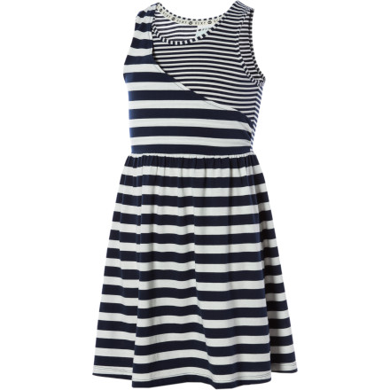 Surf Get ready for some fun in the sun with the Roxy Girls' Hold On Dress. - $23.40
