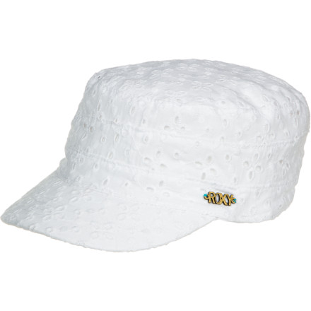 Surf Roxy Calm Sea Hat - Kids' - $22.10