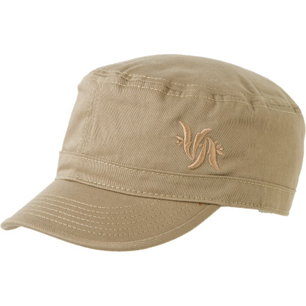Regardless of what style of government you believe in you know that the RVCA Rangers VA Hat has you stylistically covered for the duration of the regime. - $10.98