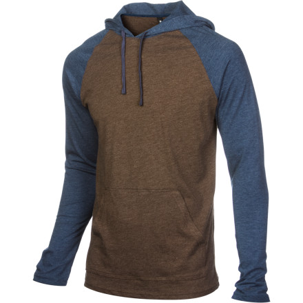 RVCA's Castro Hoody is as merciless as it is comfortable. It has no qualms about kidnapping your family members if you swear anything less than total allegiance to it. - $33.95