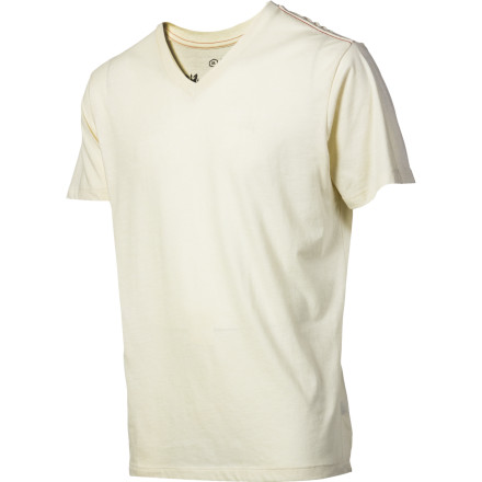 Inner peace starts with a nice, soft T-shirt. May we suggest the RVCA VTC2 Slim T-Shirt We just did. - $18.87