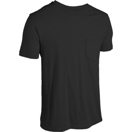 Surf The just-OK T-shirts get bonus features, but the really good ones get sequels. The RVCA PTC2 Slim T-Shirt follows up last spring's feel-good shirt of the year. - $16.77