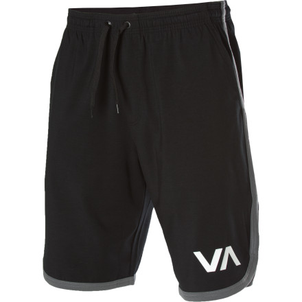 Sports You have a strict no-gym policy because of the meat-headed protein junkies in the place. Slipping on the RVCA VA Sport Short II and going for a run or playing basketball is about as close as you want to get. - $33.56