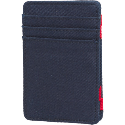 Entertainment RVCA Magic Wallet Lite - Men's - $20.95