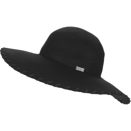 The RVCA Casey Sun Hat provides equal parts cuteness and hangover-reducing sun-shielding power. - $30.77
