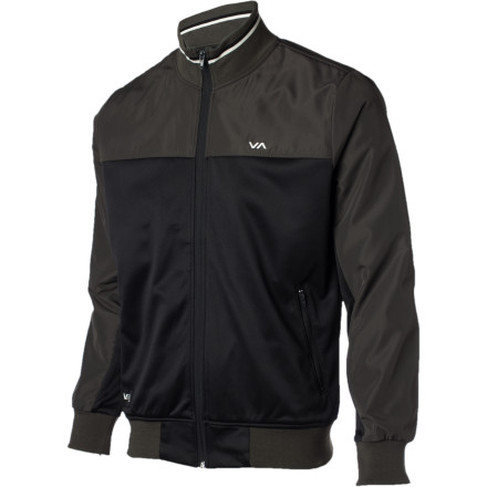 The RVCA Assist Jacket will help when the wind kicks up at the skatepark, and it will also boost your style a bit. Score. - $64.37