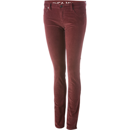 If jeans could talk, their tales would no doubt rival those told by the walls. The RVCA Women's Life and Times Pant is eager to create more memories and look stunning doing it. - $34.78