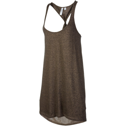 Entertainment For those ladies who like to rock out, try the RVCA Women's Get Born Dress for your next appearance on stage whether it be with your band or simply karaoke style. - $28.57