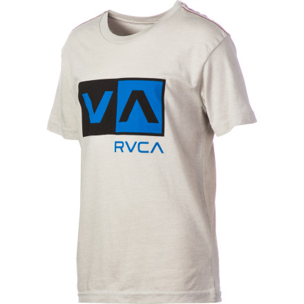RVCA Balance Box T-Shirt - Short-Sleeve - Boys' - $9.88