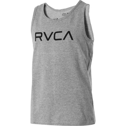 Surf Big RVCA Tank Top - Boys' - $8.75