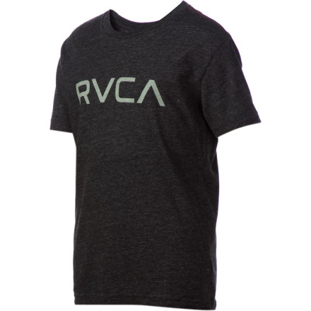 Big RVCA T-Shirt - Short-Sleeve - Boys' - $10.98