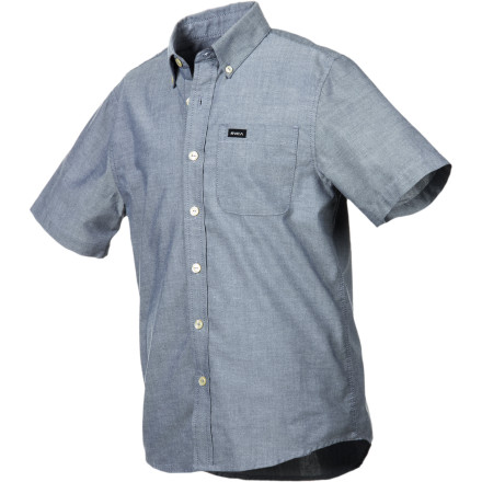 RVCA That'll Do Oxford Shirt - Short-Sleeve - Boys' - $42.45
