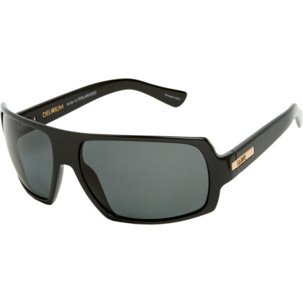 Entertainment Biker style is cool, even if your only bike is the pedal type. The Sabre Vision Delirium Sunglasses might even keep you from getting your butt kicked if you stumble into the wrong bar. - $124.95