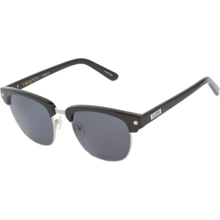 Entertainment Bump up your swagger with the Sabre Vacation Sunglasses. These vintage-inspired shades legitimize your look and set you apart from the same-old crowd. - $124.95