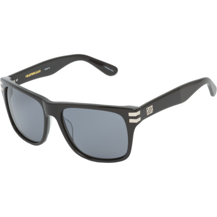 Entertainment The Sabre Heartbreaker Polarized Sunglasses are great for days on the lake perfecting your prodigious wake boarding skills. After you've worn yourself out flying off of the wake, relax on shore with a beer or two and enjoy the sunset. - $124.95