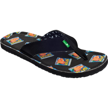 Surf We were going to send you a few hundred emails telling you to come buy the Sanuk Roots Spam Sandal, but we see you're already here looking at it. Carry on, then. - $18.38