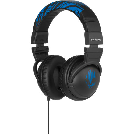Snowboard With an eardrum-pounding driver and clarity-boosting dome shape, the Skullcandy Hesh Headphones w/Mic mainlines blissful beats straight to the brain. - $38.47