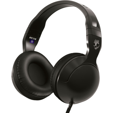 Snowboard The Skullcandy Hesh 2.0 Headphpones deliver loud and clear sound, plush cushioning, and plenty of style to your dome so you can turn the tunes up and tune the world out. - $54.95