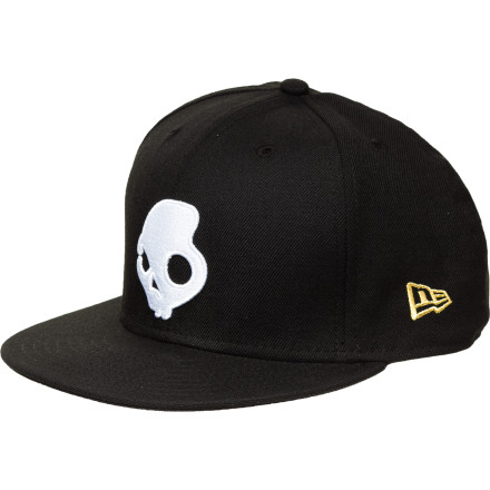 Sports Take your blasting beats out of your ears for a half-second and hear all ten pins hit the floor when you throw rocks wearing the Skullcandy Team 5950 Hat. Its not league play, but you still love the sound of an ace over the deepest cuts from the freshest MC. - $20.97