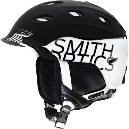 Snowboard The low-profile Vantage Helmet from Smith provides optimal dome protection when you're shredding the park or teeing off North Baldy during country club days in Little Cottonwood Canyon. New this season, a Boa fit system lets you dial in a custom fit. - $113.97