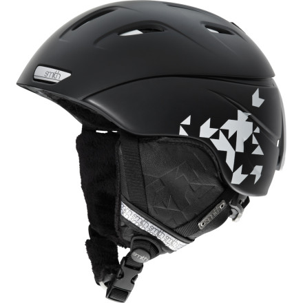 Snowboard Those dudes appear to be drooling over you and your Smith Intrigue Helmet. Yet they don't seem to want to touch your helmet (with its new Boa fit system) or even have an intelligent conversation with you about the overall impact of climate change on ski slopes. - $89.97